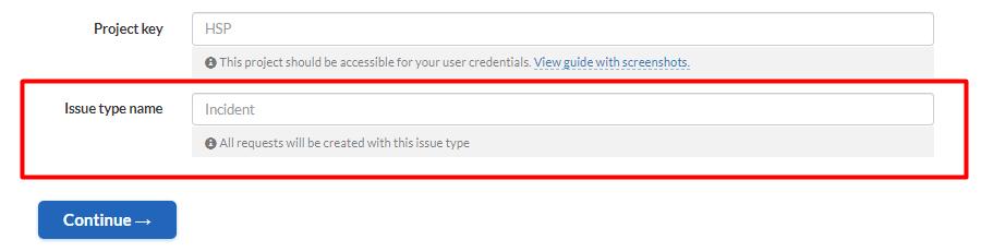 JIra Service Desk Issue types in Help Desk Migration