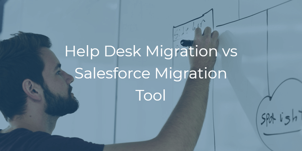 Help Desk Migration vs Salesforce Migration Tool: Which Matches Your Goals Better?