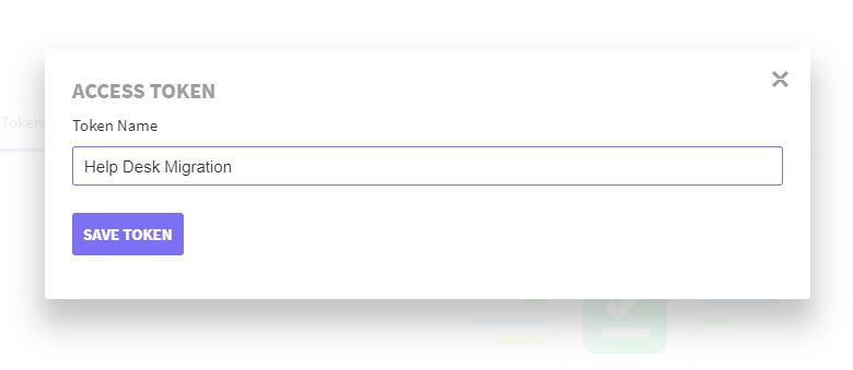 UVdesk API key