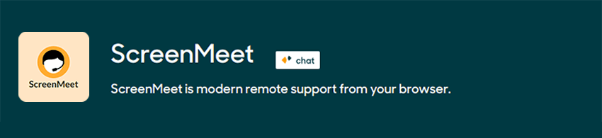ScreenMeet - ScreenMeet is modern remote support from your browser.