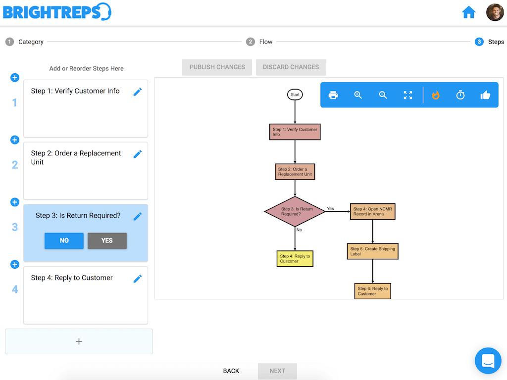 BrightReps Sidekick for Zendesk Screenshot 1