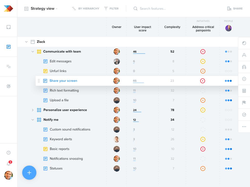 Productboard for Zendesk Screenshot 2