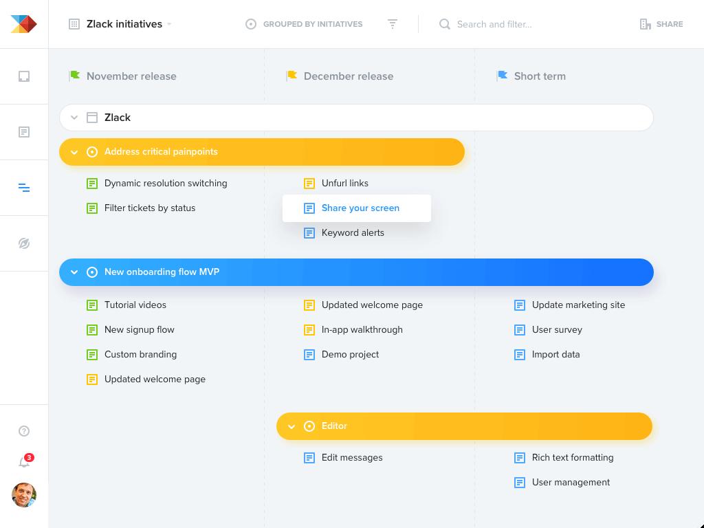 Productboard for Zendesk Screenshot 3