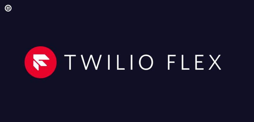 twilio flex logo