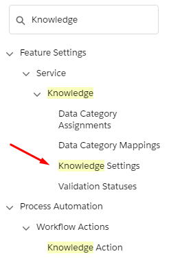 Knowledge Base Import to Salesforce