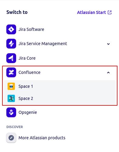 jira service management confluence
