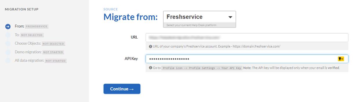 freshservice source platform
