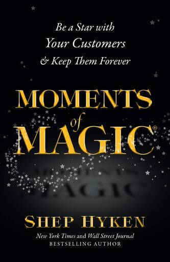 Moments of Magic Book Cover