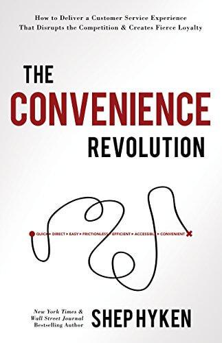 The Convenience Revolution Book Cover