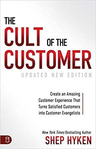 The Cult of the Customer Book Cover