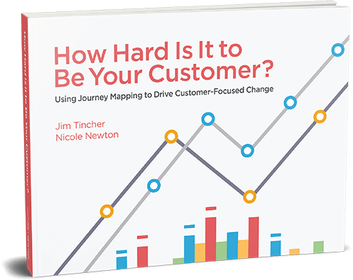 Book Cover of How Hard Is It to Be Your Customer?