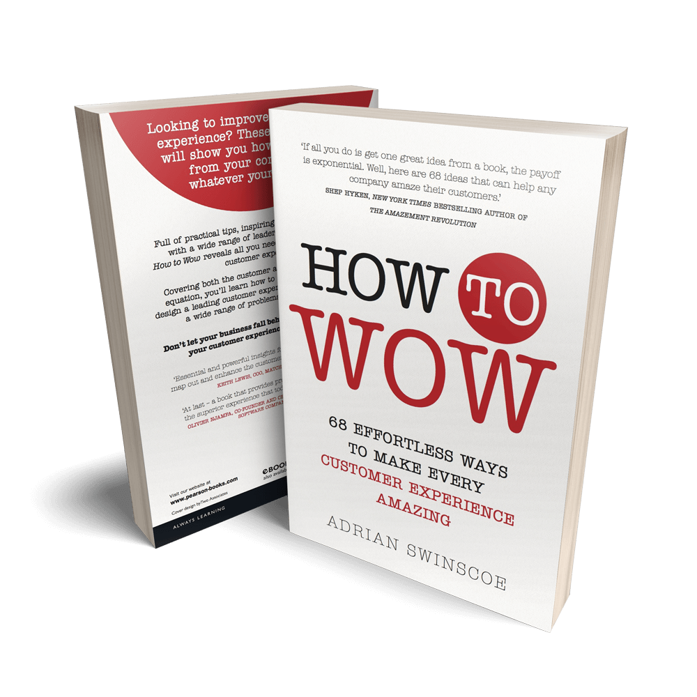 Book Cover of How to Wow