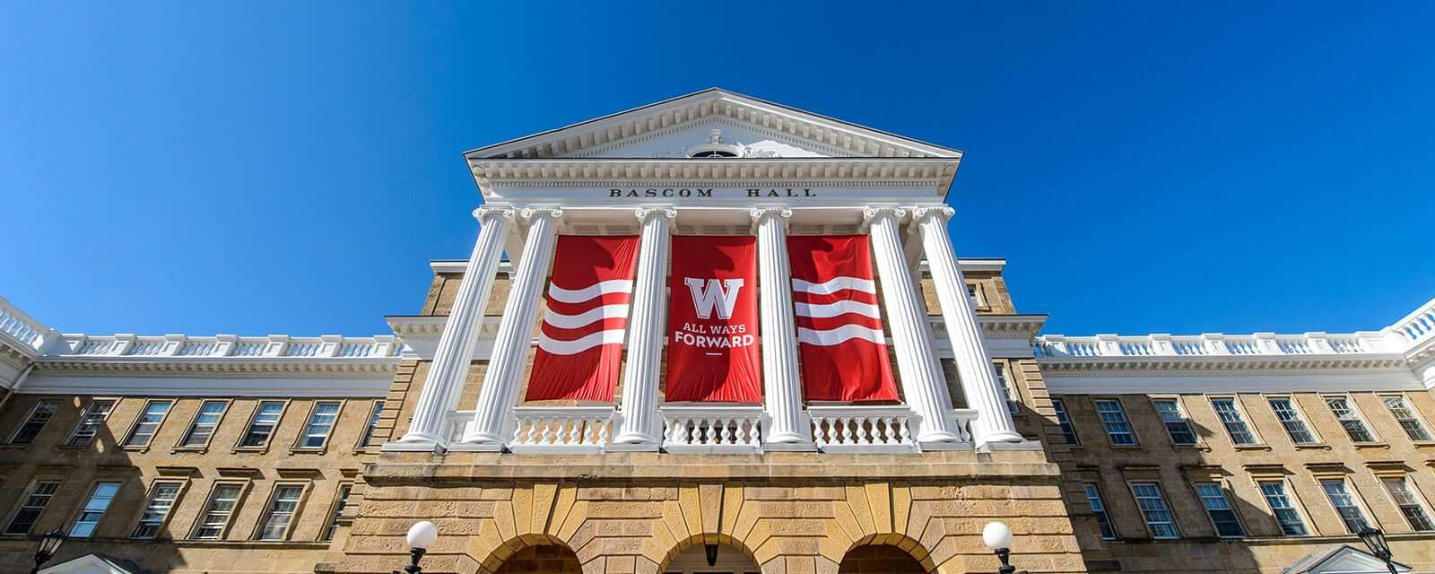 Photograph of the University of Wisconsin